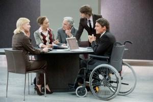 Personas con discapacidad en el entorno laboral