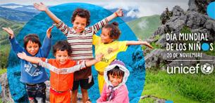 Día Mundial de los Niños - UNICEF