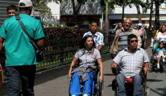Inclusión laboral de las personas con discapacidad en Venezuela