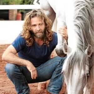Martin Ochoteco domador de caballos