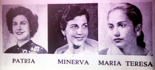 Mirabal Sisters - International Day for the Elimination of Violence against Women