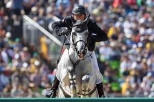 Philippe Rozier en las olimpiadas de Rio 2016.