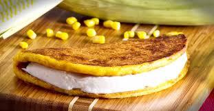 Cachapa - Venezuelan Cuisine