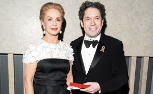 Carolina Herrera and Gustavo Dudamel - The Venezuela of Gustavo Mirabal