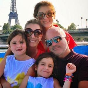 Spouses Mirabal Chapellín: A picture of the family