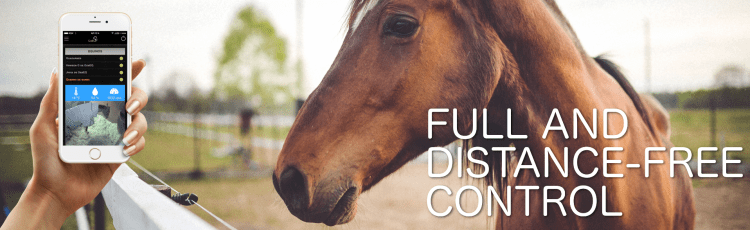 Monitor your Horse Health and Wellness