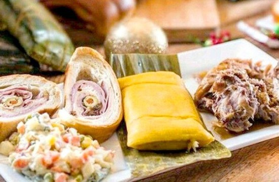 Typical Dishes of Venezuelan Christmas