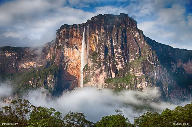 Venezuela - Beautiful Angel Falls