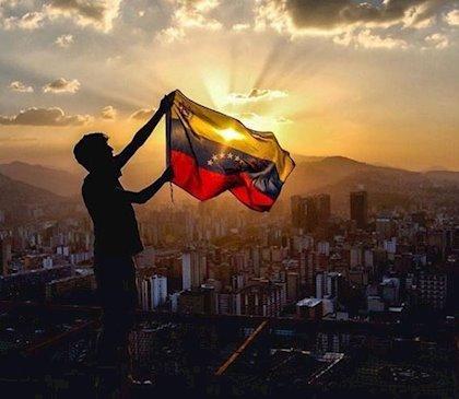Viva Venezuela Mi Patria Querida