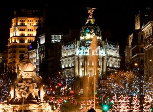Cibeles Square (Madrid) - Spain a Charming Country