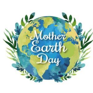 Mother Earth Day desing