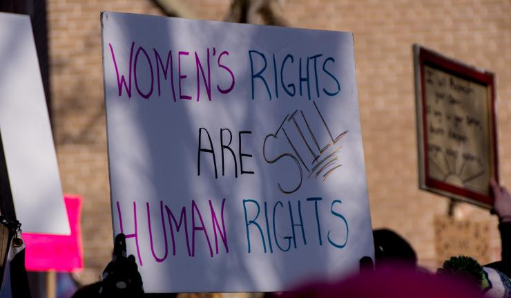 Women Rights are Human Rights