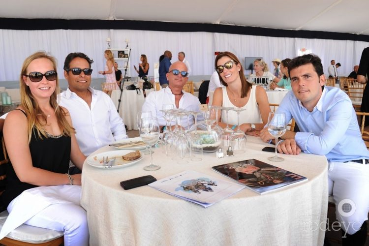 Gustavo Mirabal and close friends