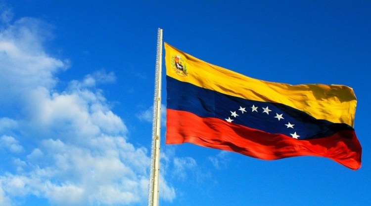 Venezuelan Flag - Pride for Gustavo Mirabal Castro