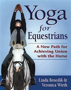 Book of yoga for the riders