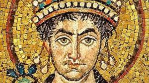 Justiniano: Uno de los grandes juristas de la historia del Derecho.