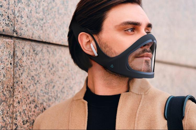Smart mask Cliu
