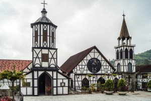 Iglesia San Martín de Tours - Colonia Tovar