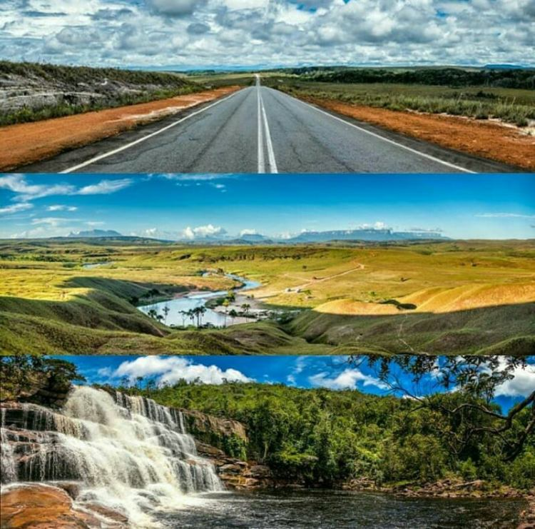 Landscapes of Venezuela