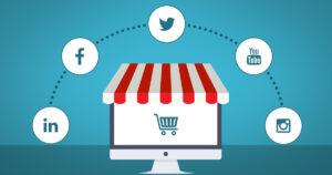 Social media in ecommerce