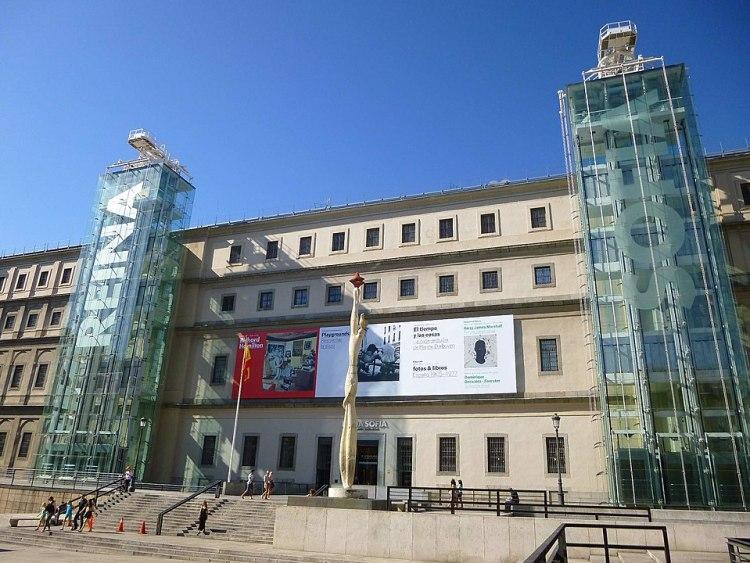 Museo Nacional Centro de Arte Reina Sofía - Madrid - España