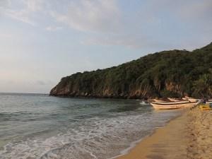 Puerto Maya - A beautiful beach