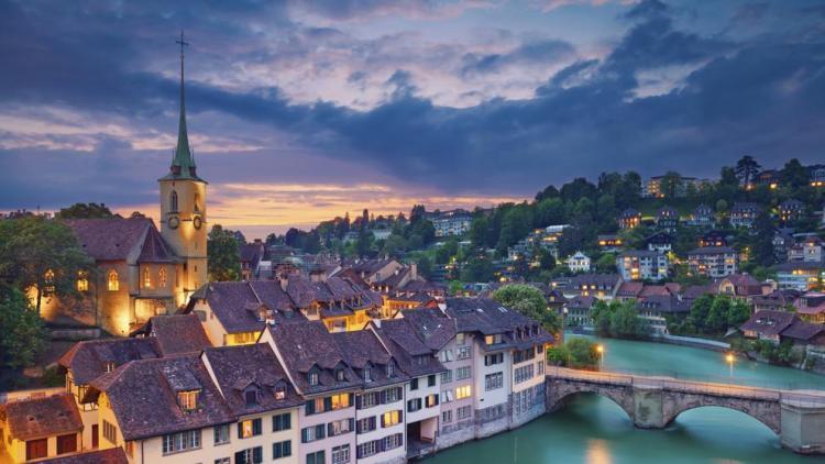Berna - La hermosa capital de Suiza
