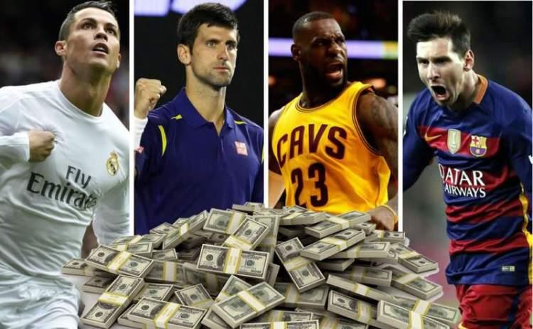 Finanzas para deportistas