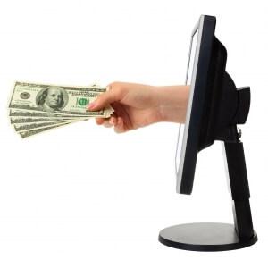 La banca en línea