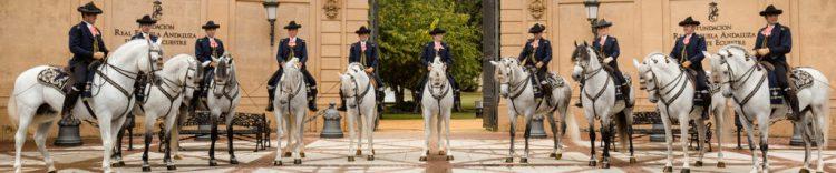Patronos de la Real Escuela Andaluza de Arte Ecuestre