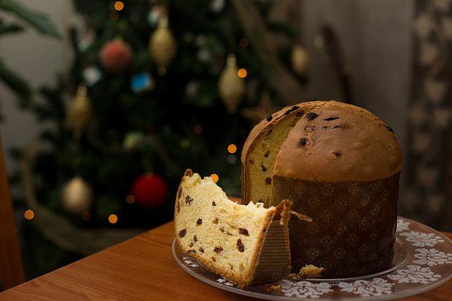 El panettone como uno de los platos típicos de la navidad venezolana