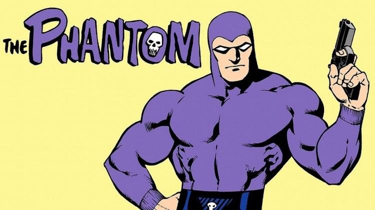 The Phantom - Héroes a caballo