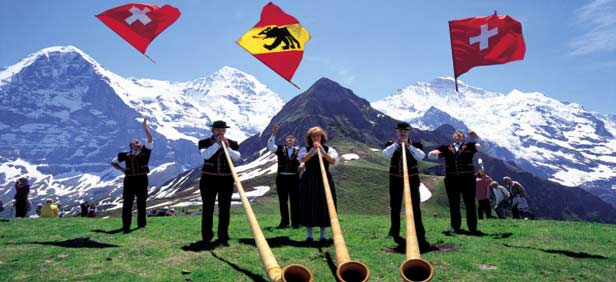 Swiss culture and music