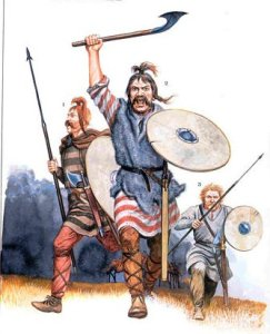 Germanic Tribes - The Law in the middle ages