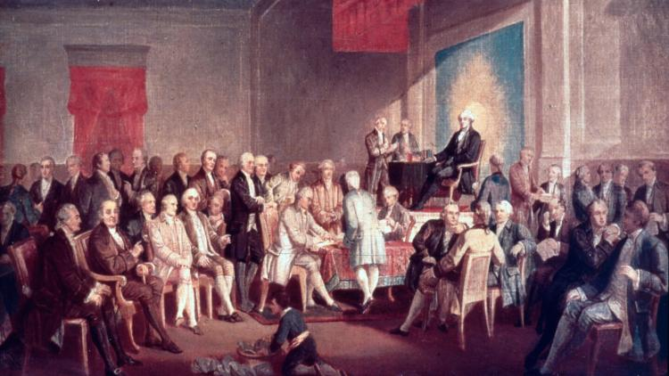 Constitution of the United States Ratification