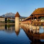 Lucerna: Una de las ciudades del mundo favoritas de Gustavo Mirabal