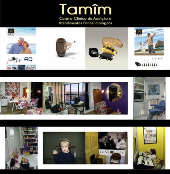 Painel adesivo para a recepção, apresentando os diversos produtos e serviços oferecidos