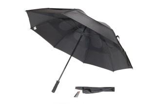 62'' Gustbuster golf umbrella_black
