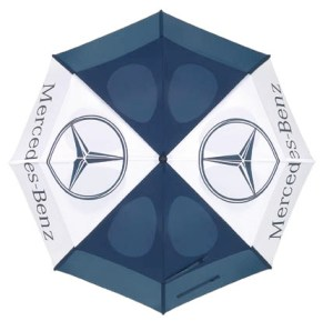 Gustbuster printed umbrella_Mercedes