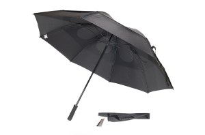 Gustbuster Golf umbrella Black 62''