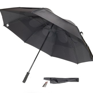 Gustbuster Windproof Golf umbrella Black 62''