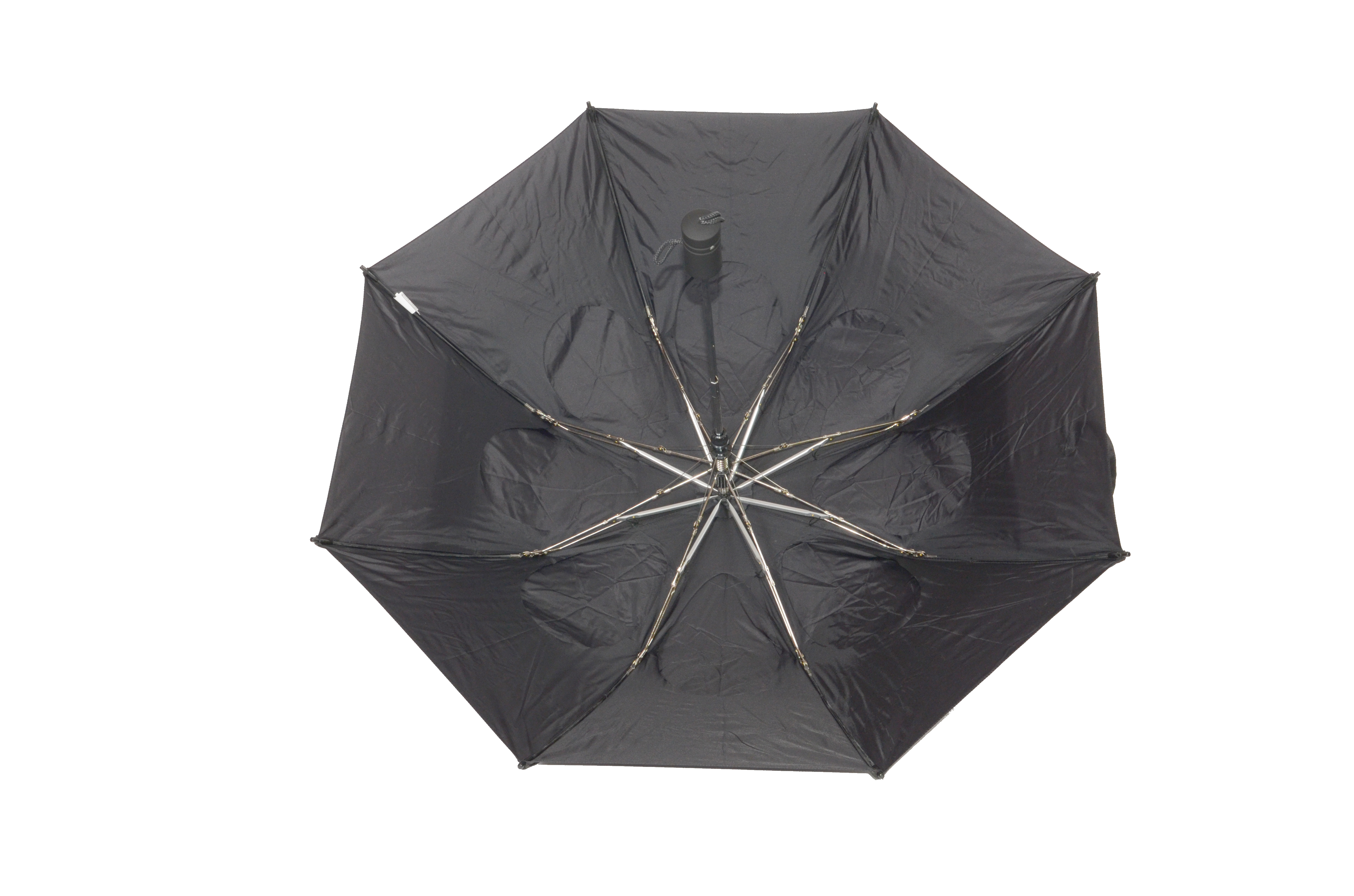 Gustbuster Metro umbrella black inside