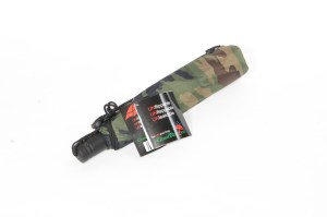 Gustbuster Metro umbrella camo closed