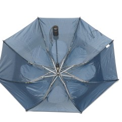 Gustbuster Metro umbrella navy open