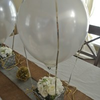My Love is in the (Hot) Air (Balloon) Bridal Shower