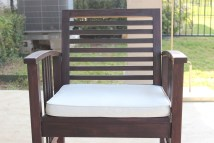 Patio Furniture Restoration Gusto & Grace