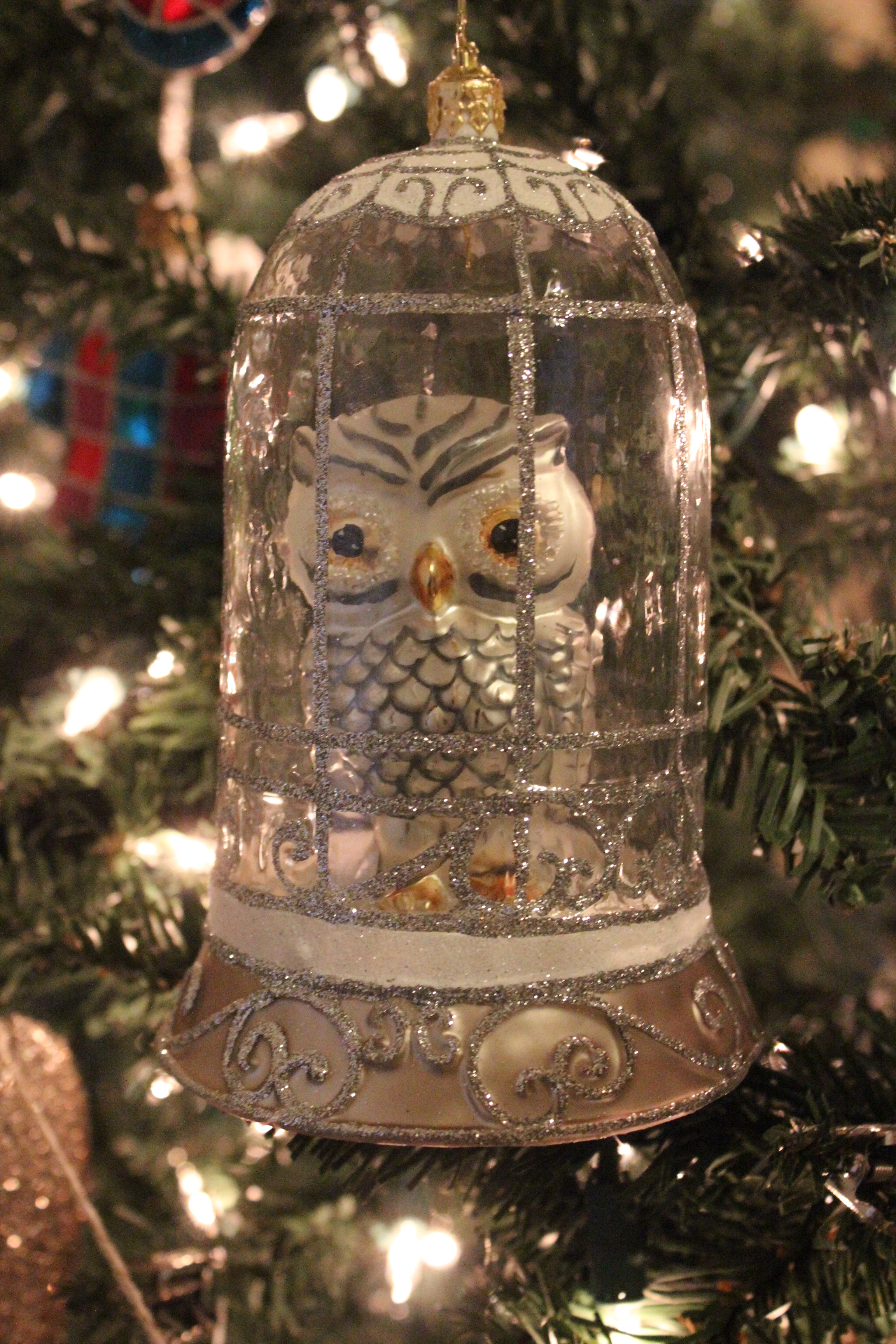 european glass christmas ornaments