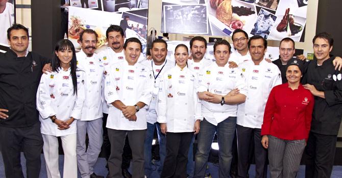 """Reseña """"Cocinero del Año México"""" al día de Hoy"""