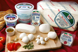El ingrediente principal en toda ensalada Caprese «Mozzarella Fresca Belgioioso» conócelo