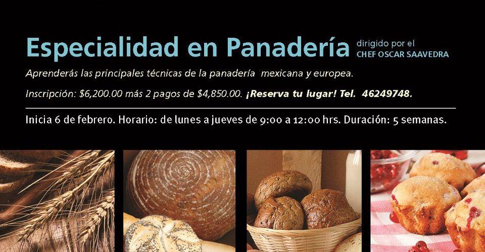 """Centro Culinario Ambrosía """"Especialidad en Panadería"""""""